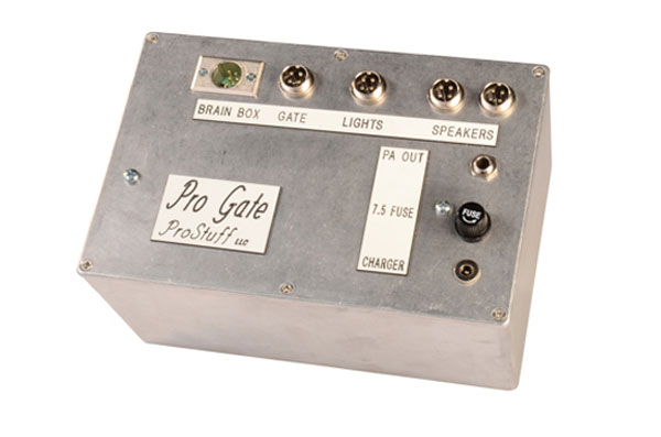 Pro Gate Battery Operated Power Box