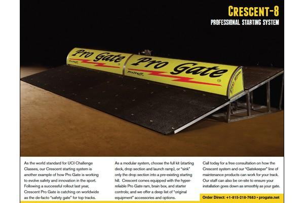 Pro Gate Crescent-8 PDF Brochure