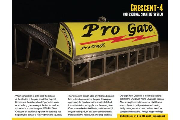 Pro Gate Crescent-4 PDF Brochure