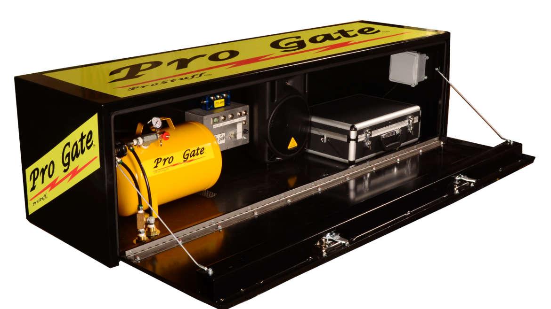 Pro Gate Control Center Equipment Vault