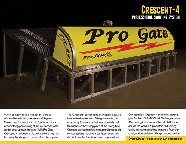 Pro Gate Crescent-4 Brochure