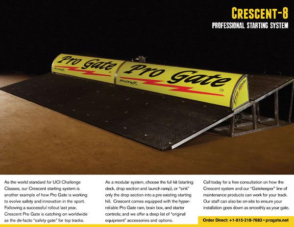 Pro Gate Crescent-8 Brochure