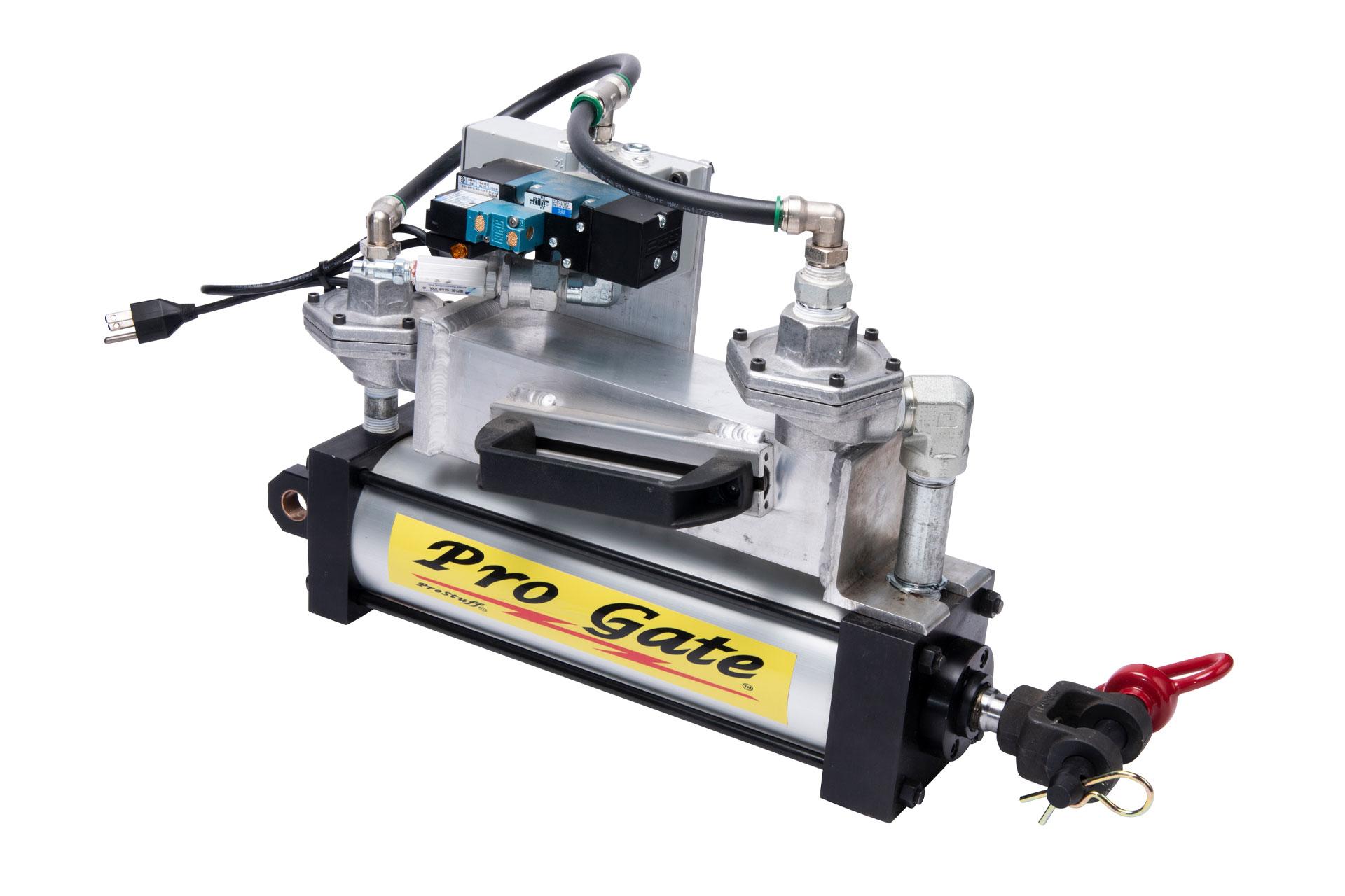 Pro Gate 110-Volt Air Ram