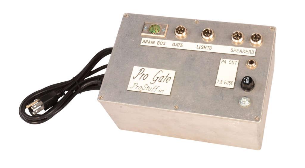 Pro Gate 3x 110-Volt BMX Starting Gate Control Box