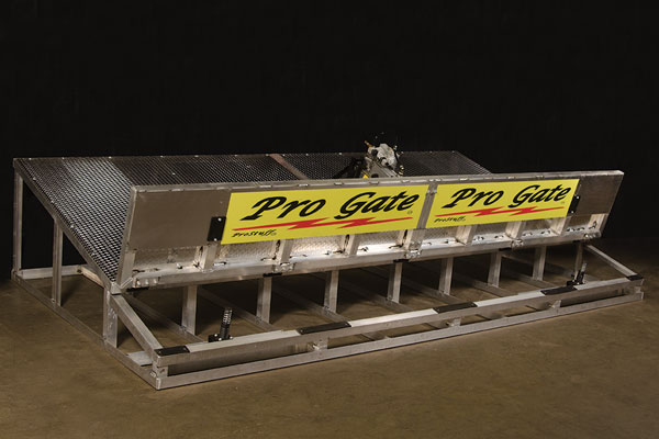 Pro Gate - Straight-4 MTB Starting Gate System