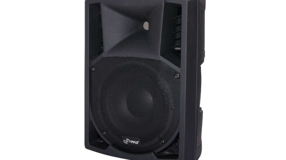 "Pro Gate ""Big Mouth"" Powered Speaker"
