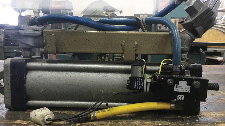 Pro Gate BMX Air Ram Restoration