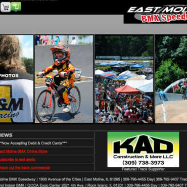 15 Fundraising ideas for BMX Tracks - Web Advertising