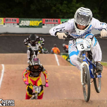 15 Fundraising ideas for BMX Tracks - Track Signage